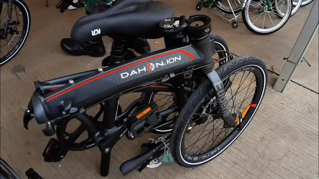 Kembalinya Sepeda Lipat Dahon di Indonesia