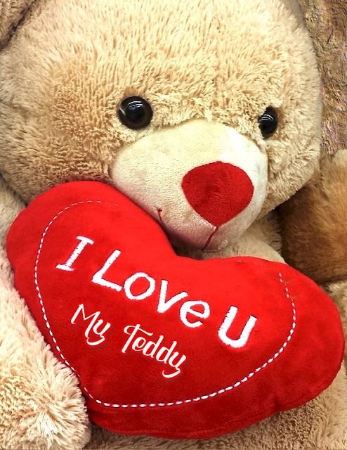 Happy Teddy Day for girlfriend