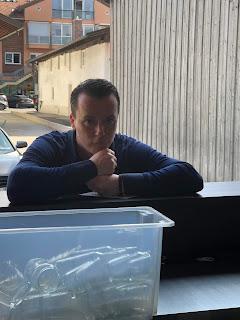 Peter Laffin, Chef de Bar, Sommer-CocktailNacht 4.0, Cocktailnight, 4Eck Garmisch-Partenkirchen, Peter Laffin, Uschi Glas, Sven Karge, WNDRLX, PURE Resort Pitztal, Tirol, Nacht der Freundschaft