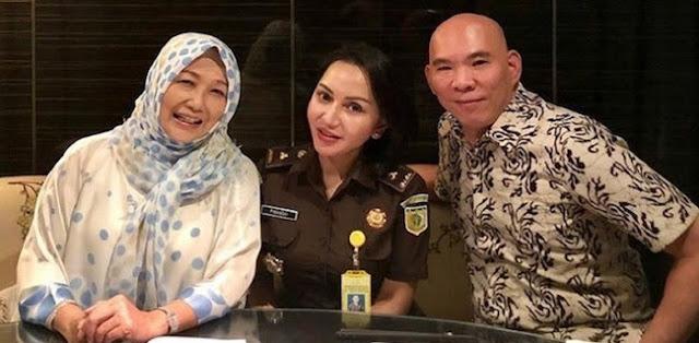 MAKI: Jaksa Pinangki Pernah Berkantor di Kejagung, Rekaman Aktivitasnya Bisa Hilang