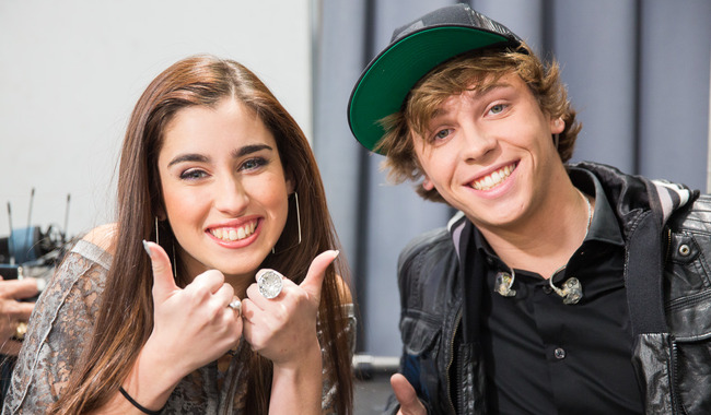 Keaton stromberg dating lauren jauregui