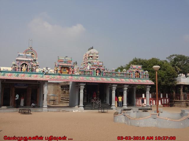 Vadivudai amman Sakthi Temple Chennai