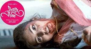 Nazriya's Accident Scene   Raja Rani Tamil Movie Scenes   Arya   Nayanthara   Santhanam   Atlee