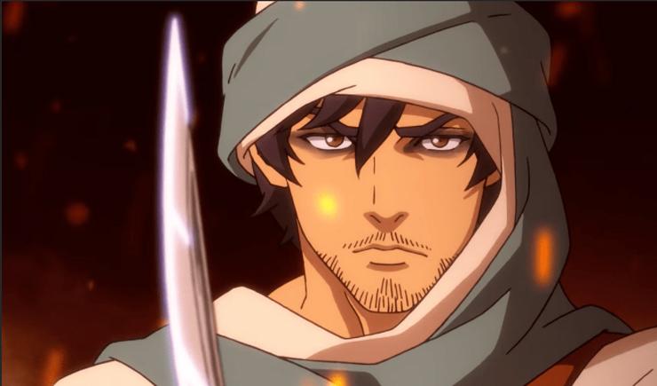 Film anime Arab