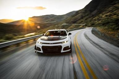 Chevrolet Camaro ZL1 review