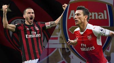 Arsenal vs AC Milan live stream info