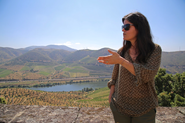 Luisa, quinta do Vale Meao, Portugal, Douro