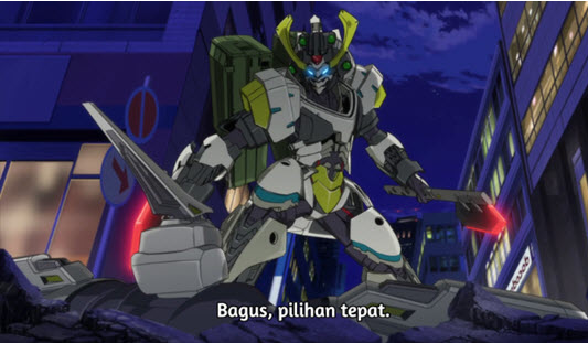 Download Anime Active Raid Second: Kidou Kyoushuushitsu Episode 9 [Subtitle Indonesia]