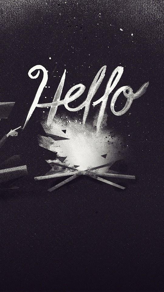 Hello   Galaxy Note HD Wallpaper
