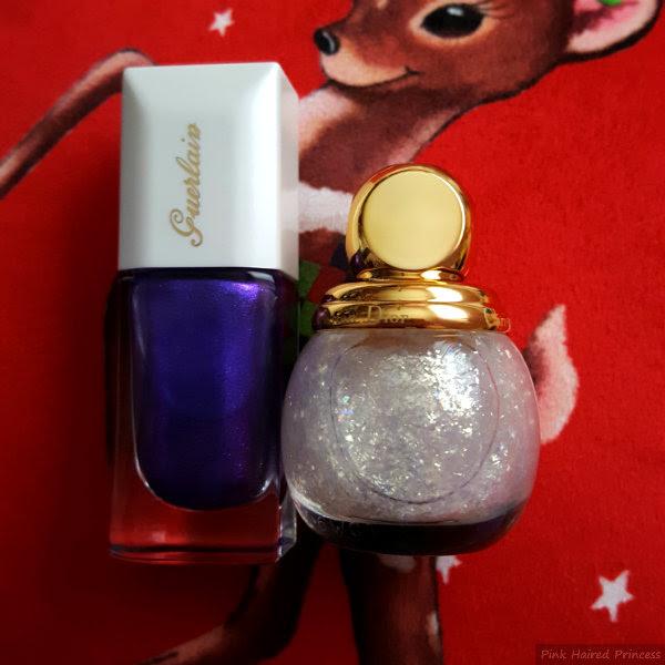 Guerlain La Laque Couleur 903 Nuit Merveilleuse Dior Diorific Vernis 001 Nova