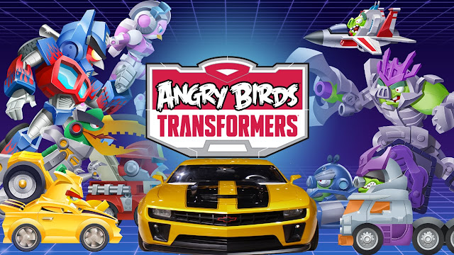 Angry Birds Transformers v1.41.2 MOD - Money/Unlocked