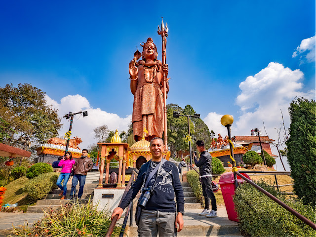 Kailashnath Mahadev Temple, Nepal