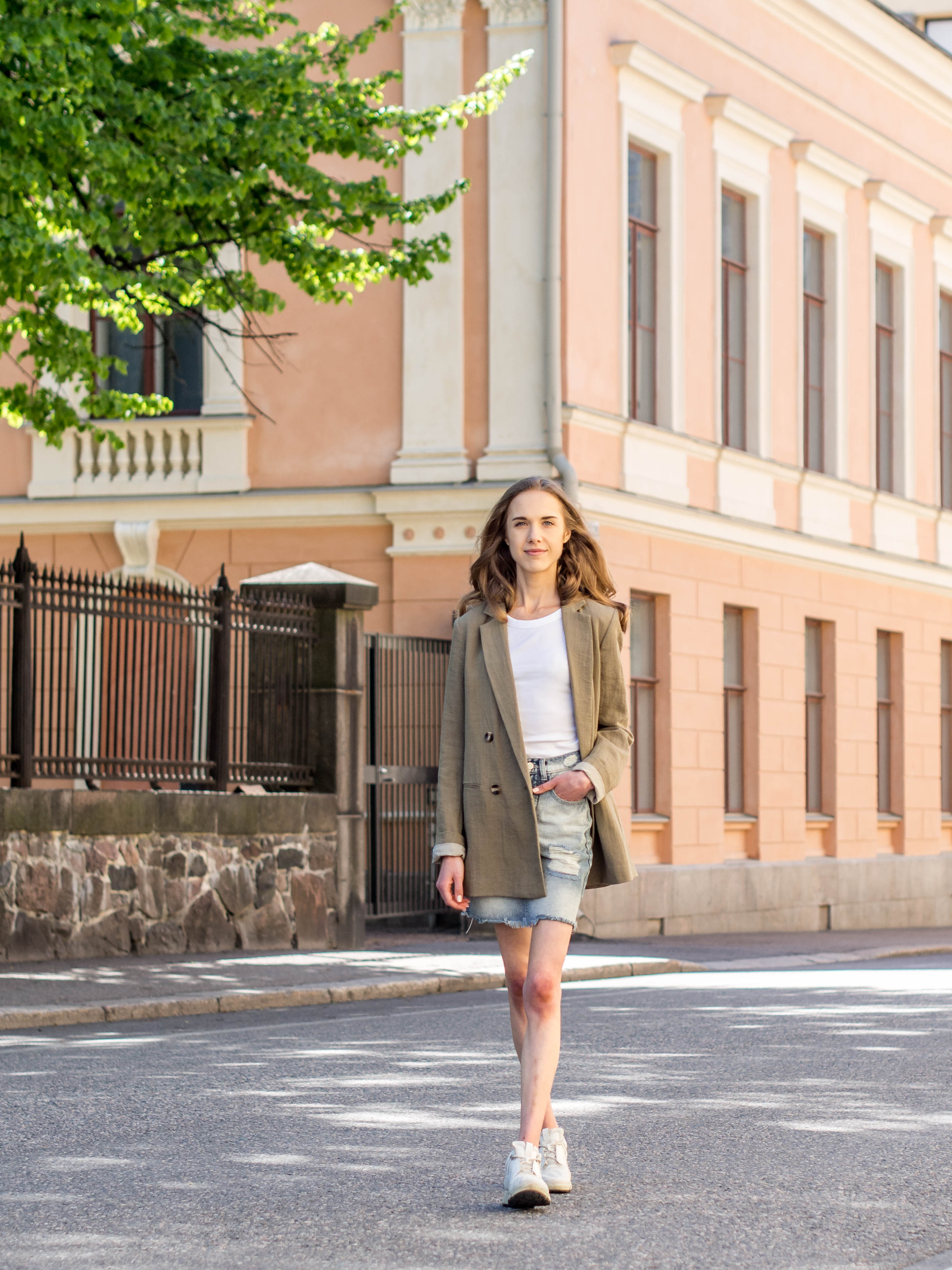 Summer fashion inspiration 2020 - Kesämuoti, tyyli-inspiraatio, muotibloggaaja