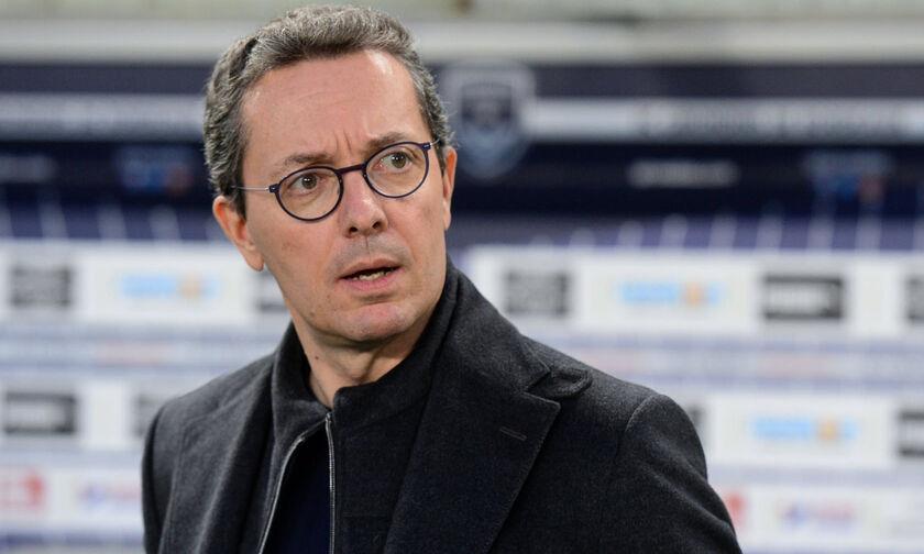 Τι είπε ο πρόεδρος της Μαρσέιγ για την κλήρωση του Champions League