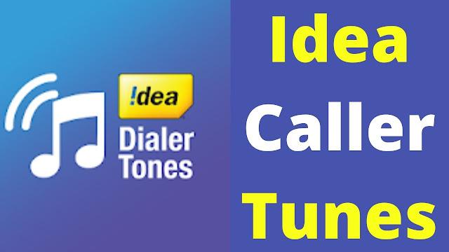 Idea Caller Tunes
