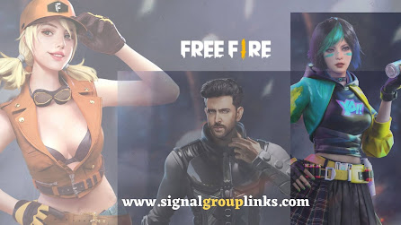 Free Fire Signal Group link