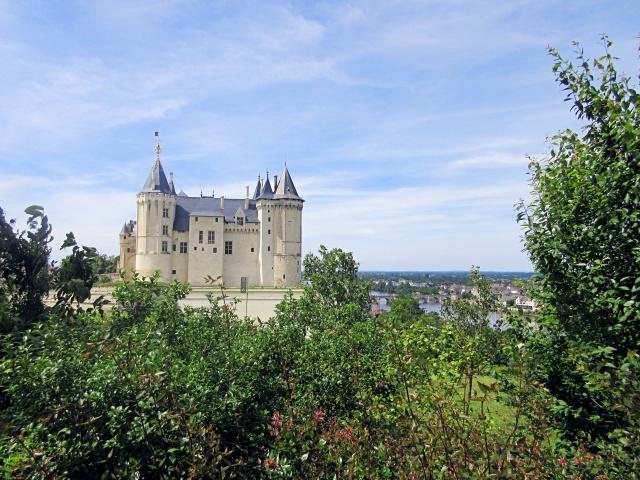 Découvrez le château de Saumur au travers de son histoire et les paysages du bord de Loire