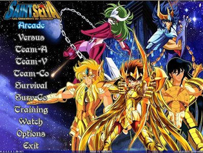 Saint Seiya Forever Mugen Download