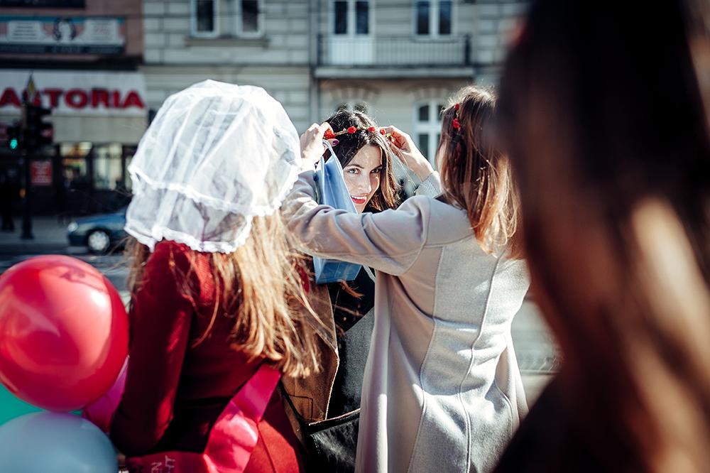 wieczor panienski w Lublinie, fotografia slubna Lublin