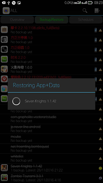 cheat seven knight android terbaru