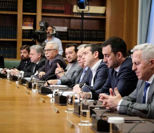 Κυβέρνηση επικίνδυνη για την Ελλάδα