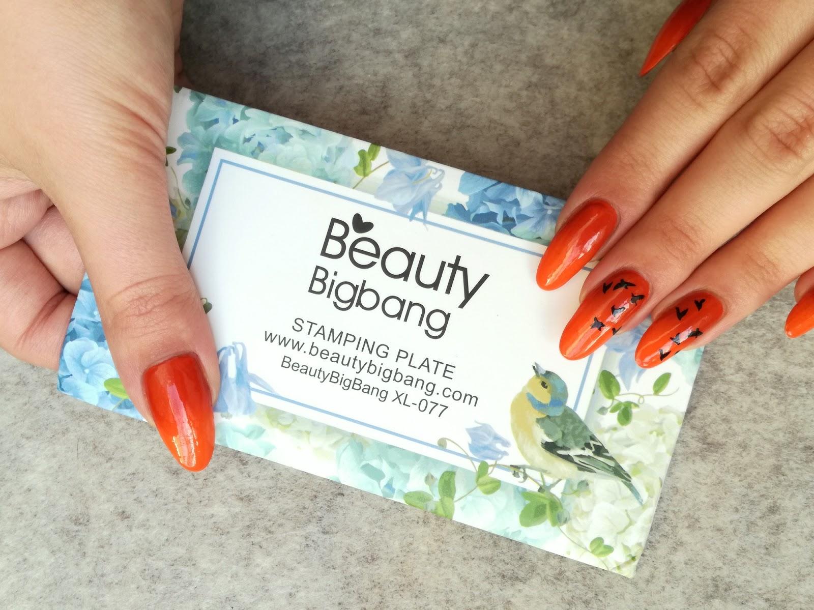 paznokcie Beauty Bigbang