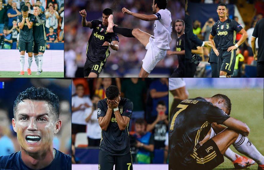 Risultati Champions: Juventus vittoriosa a Valencia, Roma sconfitta a Madrid.