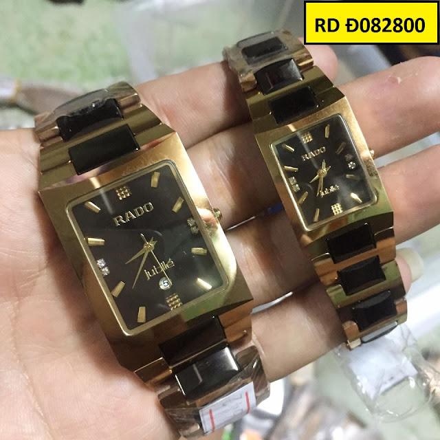 Đồng hồ cặp đôi RD Đ082800