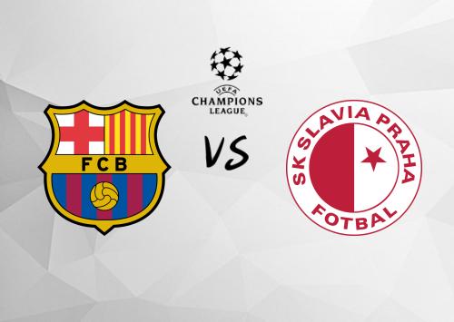 Barcelona vs Slavia Praha  Resumen y Partido Completo