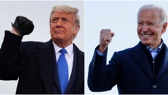 agadir press : Le taux de participation aux élections présidentielles américaines de 2020 est au plus haut niveau en 120 ans