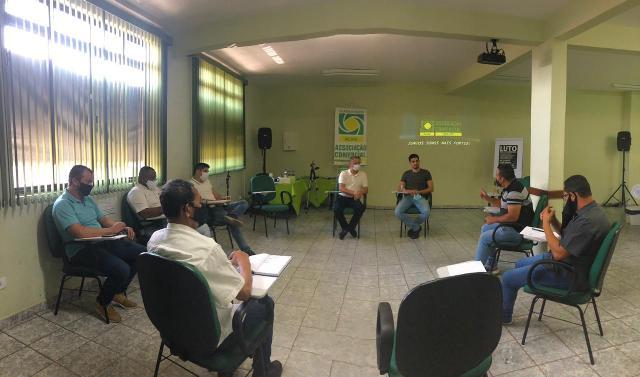 ACIAR reúne-se com vereadores e inicia debate  sobre ações para desenvolvimento de Registro-SP