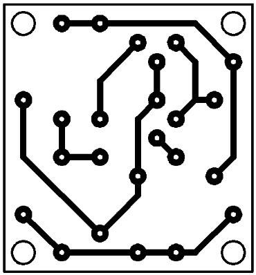 Printed Circuit Circuit Diagram