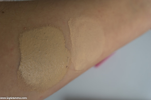 swatches dos bases