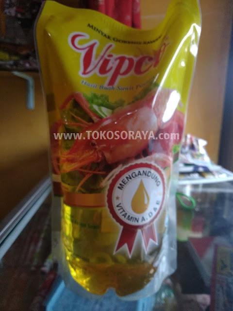photo produk minyak goreng vipco 1 liter