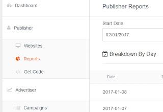 dashboard poptm tidak ada menu block iklan