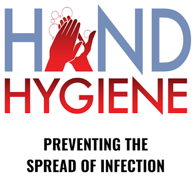 Food Safety Superhero Fighting Food-borne illness and food poisoning prevention - hand washing, cold and flu prevention