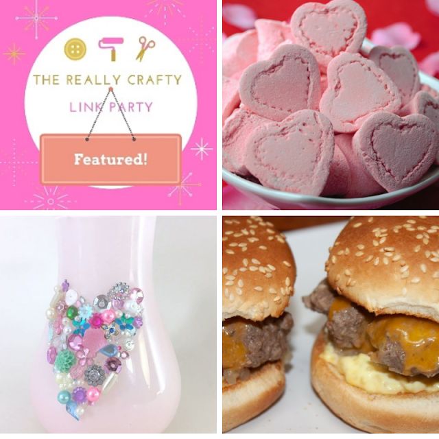 The Really Crafty Link Party #155 featured posts