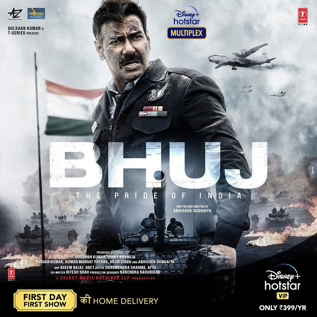 Bhuj: The Pride of India Movie (2020) Cast, Release Date, Budget