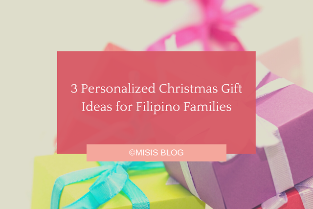 3 Personalized Christmas Gift Ideas for Filipino Families