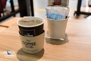 Wachhalten mit viel Kaffee...