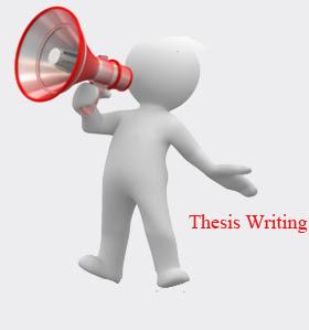 Help writing phd thesis