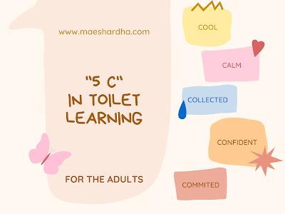 5 c in toilet training
