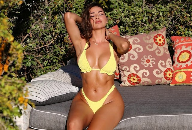 Ana Cheri - Bio, Workout Routine and Diet Plan | Beingfitaholic