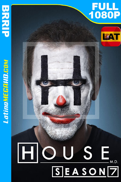 House, M.D. (Serie de TV) Temporada 7 (2010) Latino HD FULL 1080P ()