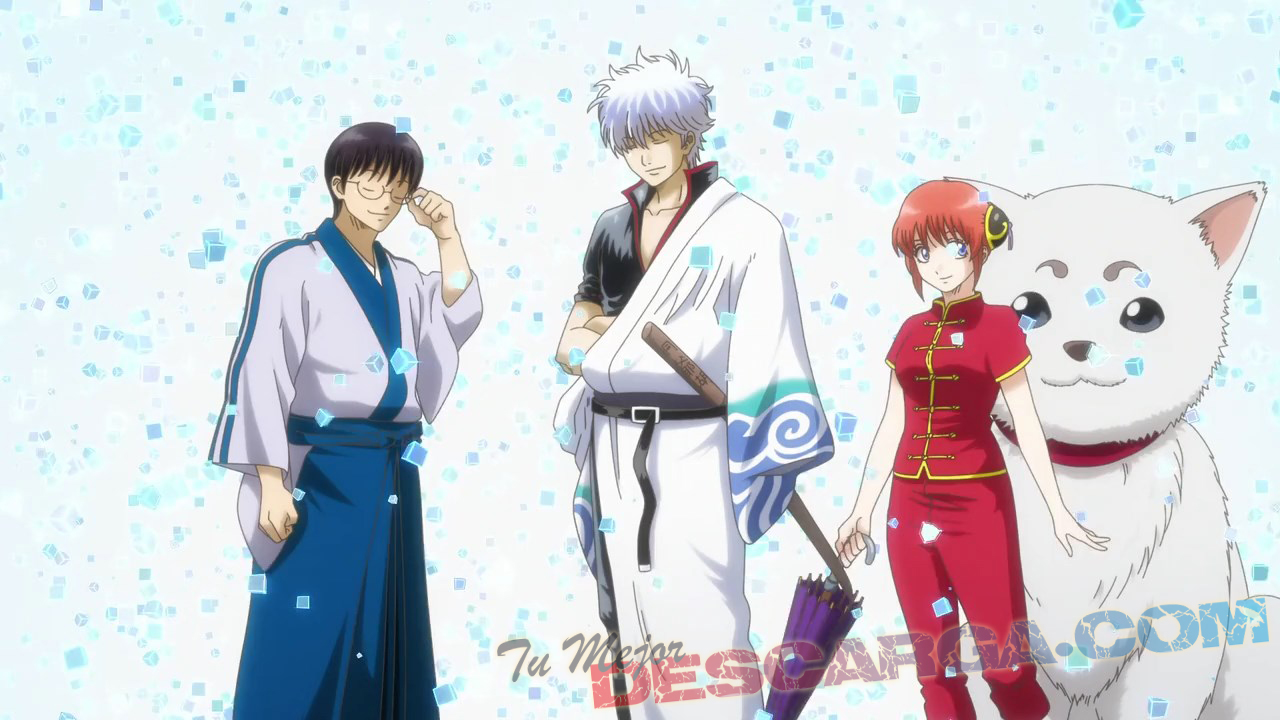 Gintama The 3