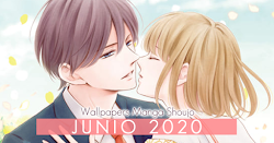 Wallpapers Manga Shoujo: Junio 2020