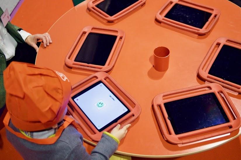 Taller de Nuevas Tecnologías en Schools Day
