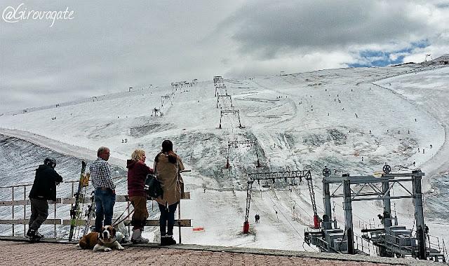 Les deux Alpes sci estate