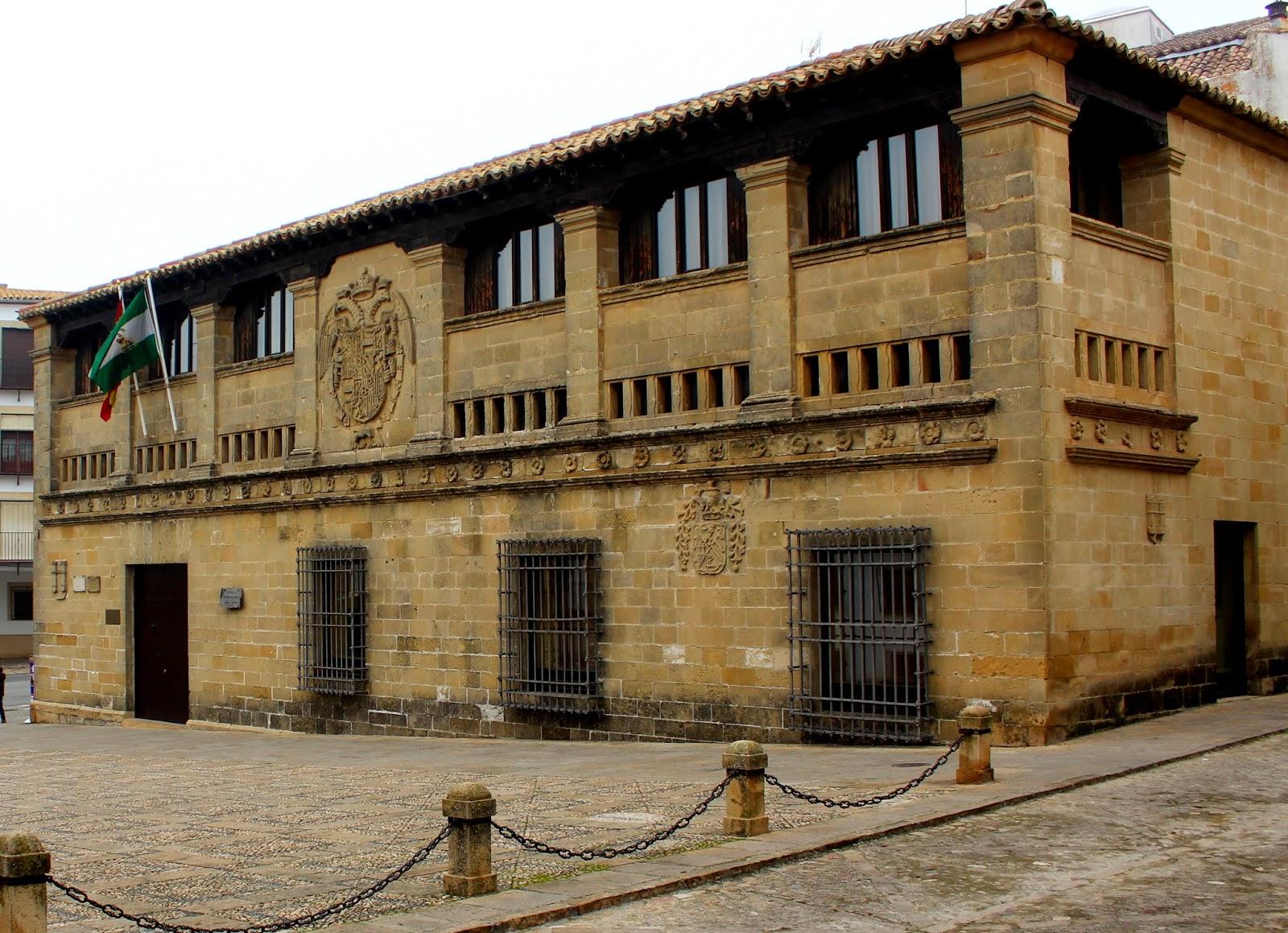 Antigua carnicería de Baeza-Jaén