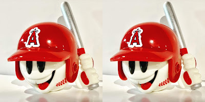 Bunty Los Angeles Angels Edition Resin Figure by Sket One
